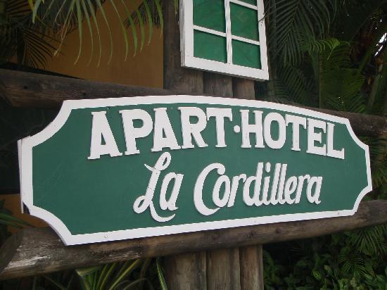 Aparthotel La Cordillera: Apart-Hotel La Cordillera