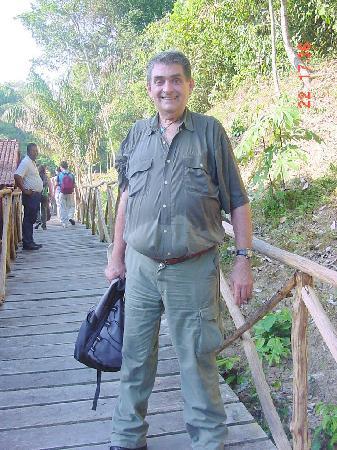 Tiwa Amazonas Ecoresort: Despues de explorar la jungla