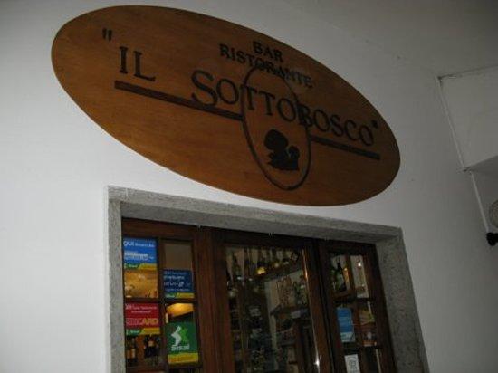 Badia Tedalda, Italy: Sign