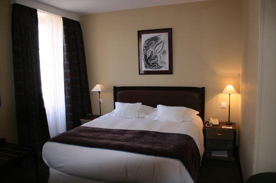 Tiffany Hotel: Bedroom
