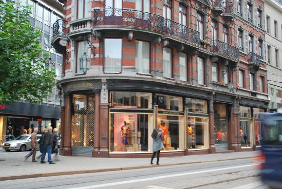 52299f72b5 Dries van Noten store - Picture of Antwerp