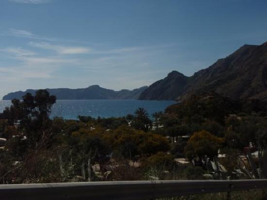 Camping Naturista El Portus: vistas