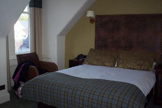 Scotland's Hotel & Spa: Bedroom