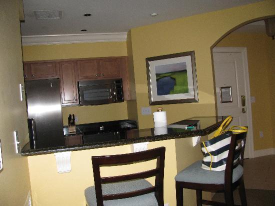 Villa Kitchen Area Picture Of Omni Orlando Resort At