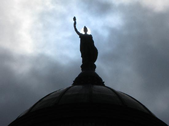 Montana State Capitol: October 2009