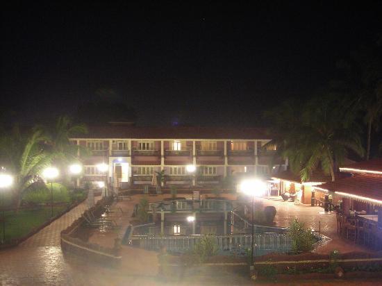Hotel Goan Heritage: Goan Heritage at Night