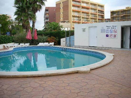 Hotel Best Terramarina : This is the small pool