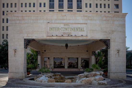 Oasis Hotel Jericho: Inside