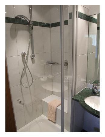 Josen Hotel Titisee- Neustadt: shower