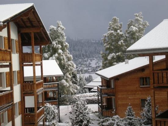 Hapimag Resort Flims : its beginning to look a lot like christmas....