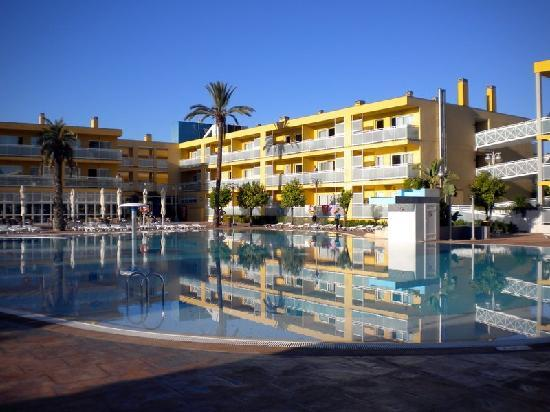 Sunrise At Terralta Apartments Picture Of Terralta Apartamentos Turisticos Benidorm Tripadvisor