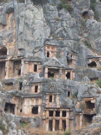 Kumkoy, Turkey: Myra