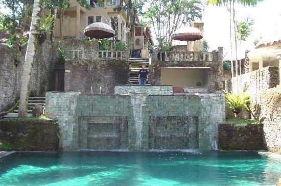 Wapa di Ume Resort and Spa: Piscina