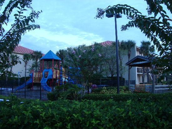 Orlando International Resort Club: playground