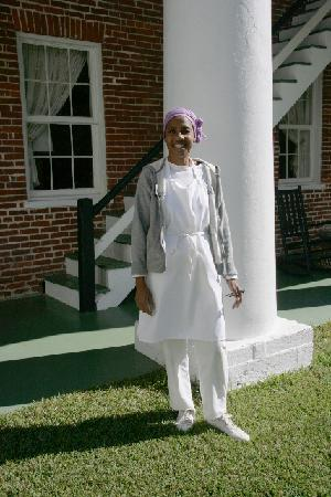 Elgin Plantation Bed and Breakfast : Miss Lizzie