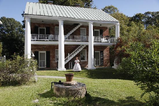 Elgin Plantation Bed and Breakfast : Elgin Plantation B&B