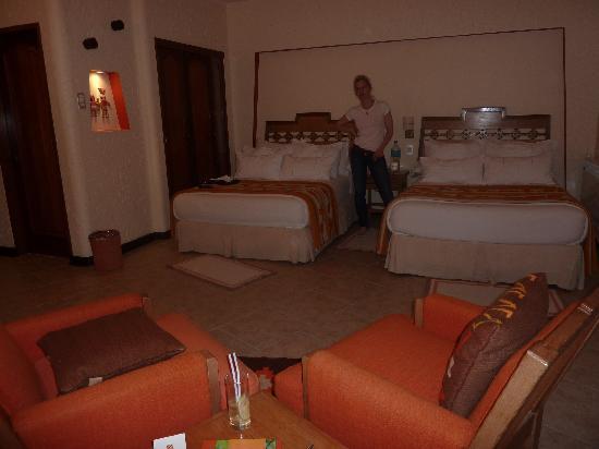 SUMAQ Machu Picchu Hotel : The spacious rooms