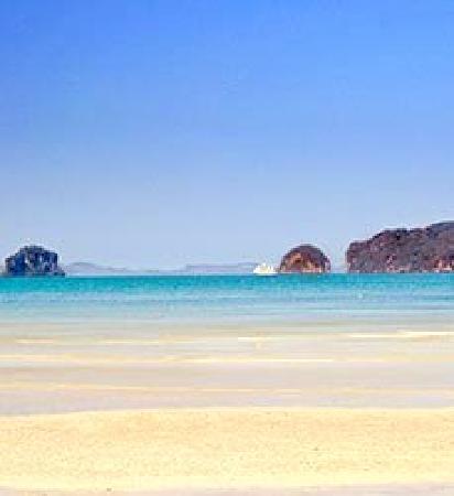 Thara Heights Villa Resort : our nearby beach