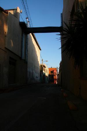 La Villa de Zaragoza: Zaragoza Alley