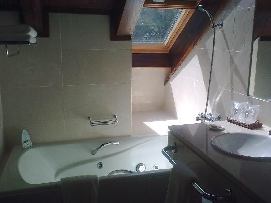 Tejeda, Espagne : baño