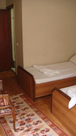 Paradise Hotel : une chambre double...
