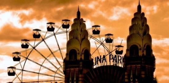 Milsons Point, Australia: Luna Park