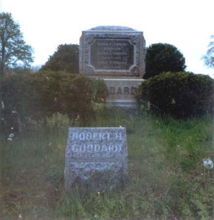 วุร์สเตอร์, แมสซาชูเซตส์: Grave of American rocket scientist Robert Goddard.