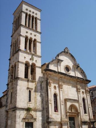 St. Stephen's Cathedral: HVAR: La Catedral San Esteban