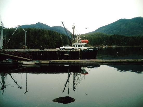 Fortune Cove: Ucluelet harbour