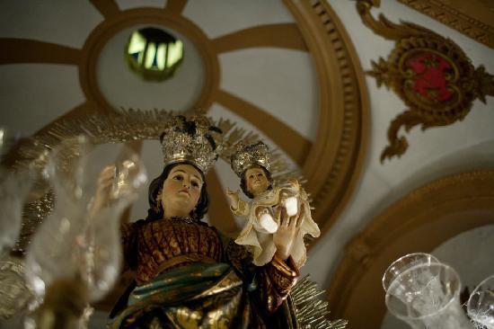 Loja, إسبانيا: Ermita de la Caridad - Loja