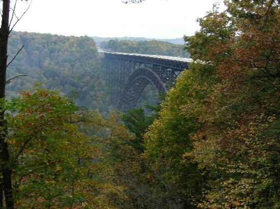 Super 8 Summersville: New River Gorge Bridge