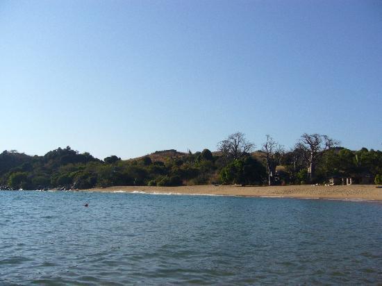 Kaya Mawa: The beach!