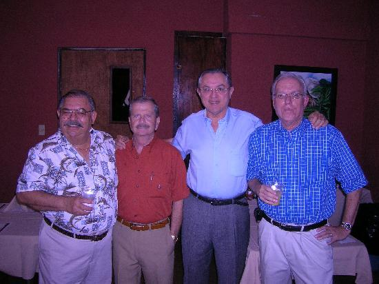 La Casa Del Chef: class reunion from colegio Ponceno