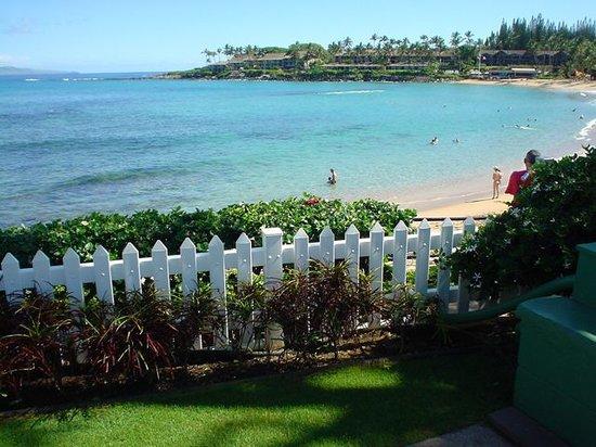 Napili Surf Beach Resort : Napili Bay