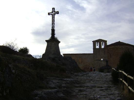 Hoces del Rio Duraton Natural Park: Ermita de San Frutos, Hoces del Duratón, Segovia