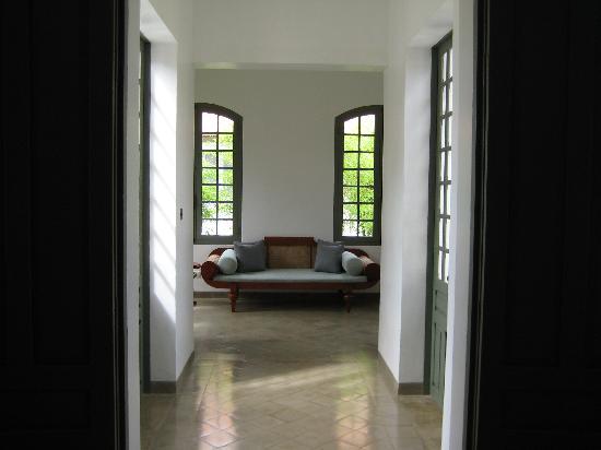 Hotel Amantaka: Side room of Khan Suite