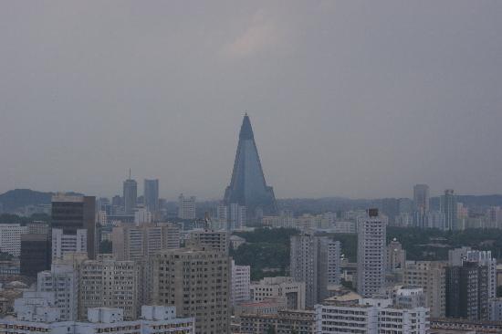 North Korea: Pjong Jang-Panorama