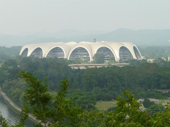 North Korea: Pjong Jang-Kim Il Sung Stadium