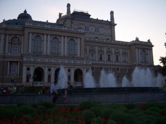 Odessa National Academic Opera and Ballet Theater ภาพถ่าย