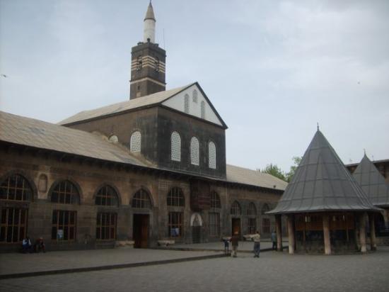 Diyarbakır, Türkiye: Diyarbakir: Ulu Camii