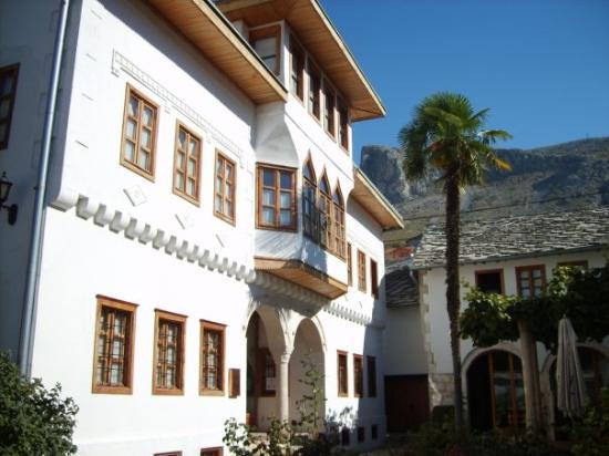 Bosnian National Monument Muslibegovic House: Mostar - Old Turkish house