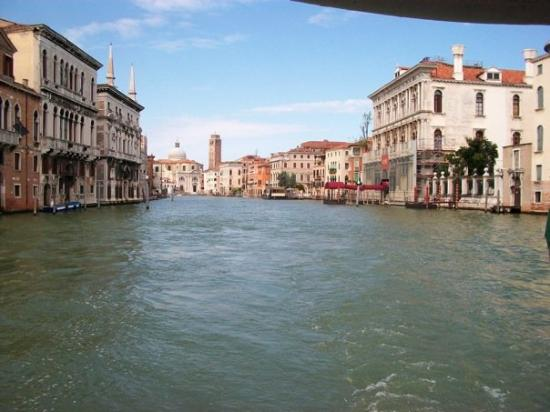 arrivederci venezia bild von canal grande venedig. Black Bedroom Furniture Sets. Home Design Ideas