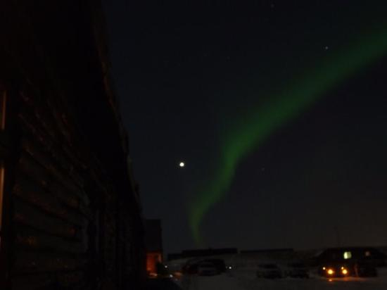 Reykjavik, Iceland: The Northern Lights