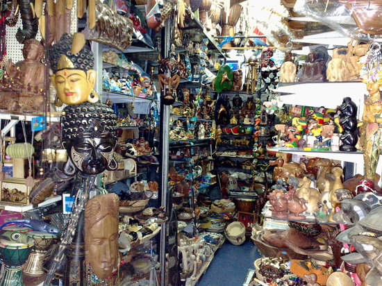 Port Louis: All sorts of artefacts