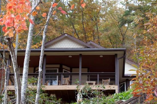 Robbinsville, North Carolina: Trillium cottage