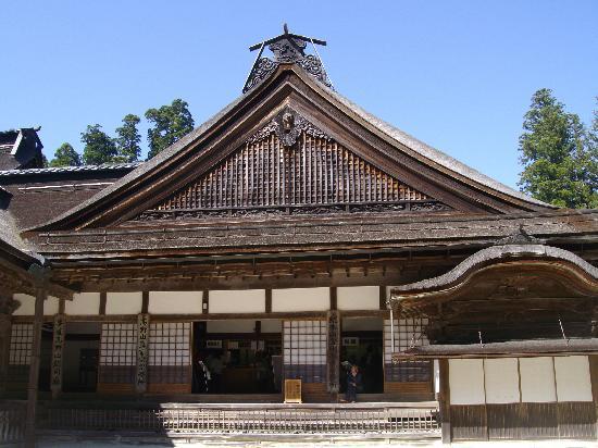 Kongobu-ji Temple : 金剛峯寺の写真その1