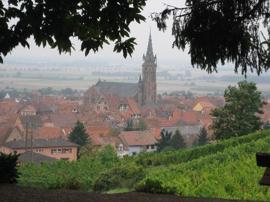 Dambach-la-Ville, Francia: Dambach-laVille