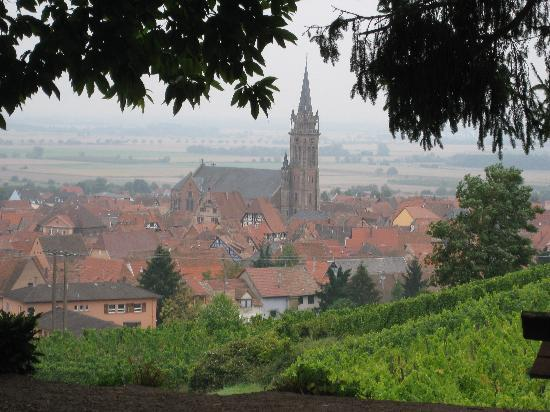 Dambach-la-Ville, ฝรั่งเศส: Dambach-laVille