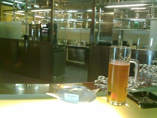Mirage Hotel: bar