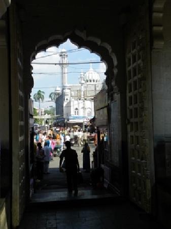 Ujjain, India: shahi masjid